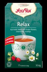 Био чай Йоги За спокойствие