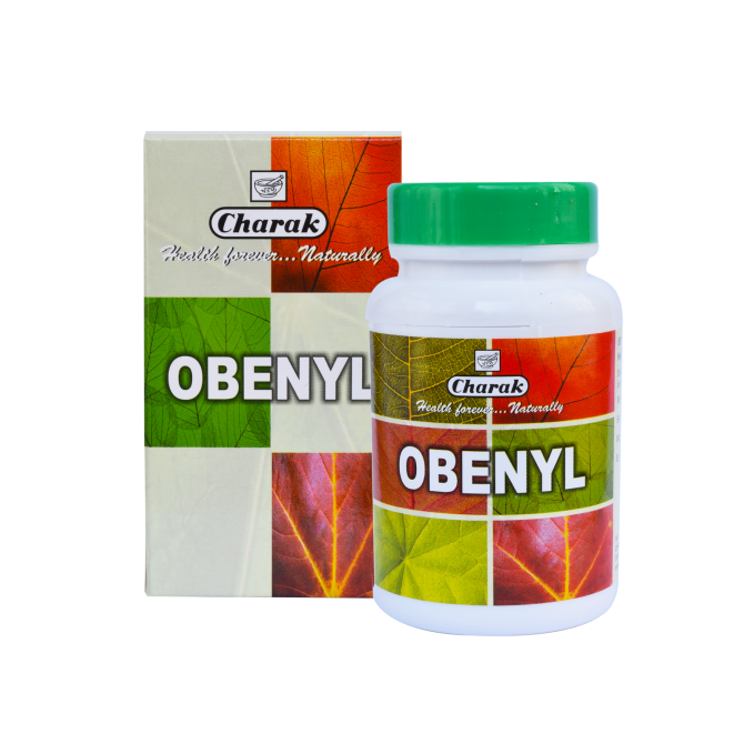 Obenyl - A Natural Anti obesity Formulation