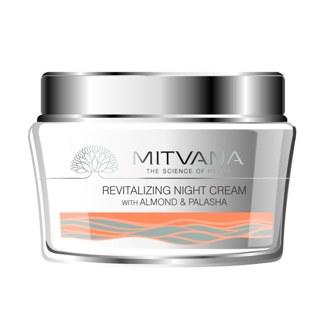 Mitvana Revitalizing Night Cream