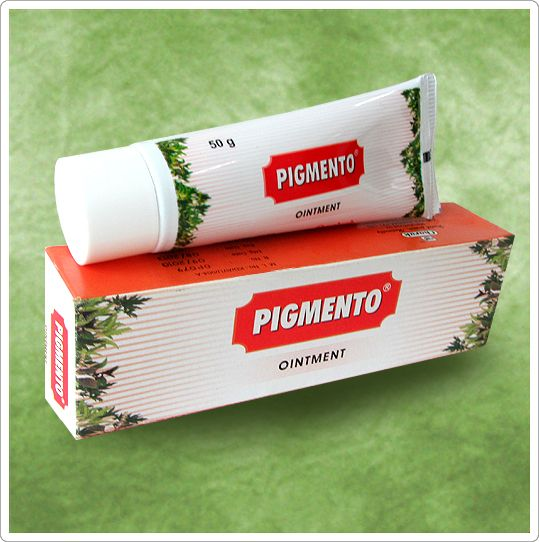 Pigmento ointment  50 g