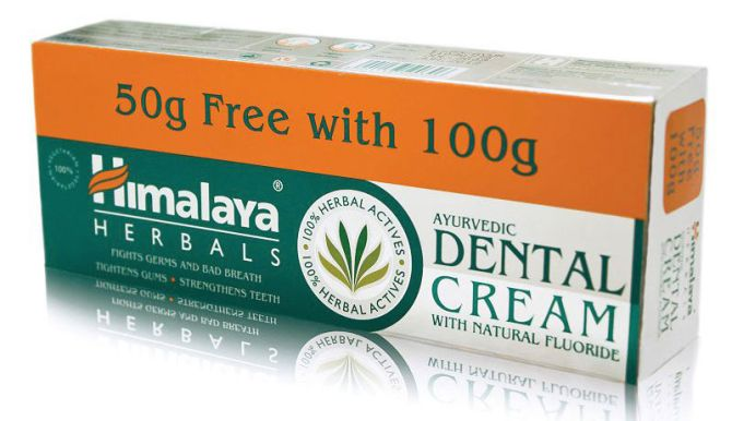Dental Cream 100 g + 50 g