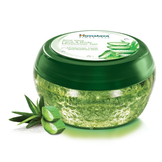 Aloe Vera Face & Body Moisturizer Gel