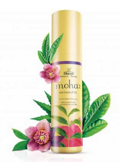 Anti - Dandruff Oil MOHA