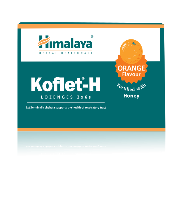 Koflet H Orange flavour