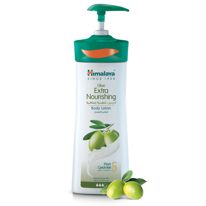 Olive Extra Nourishing Body Lotion