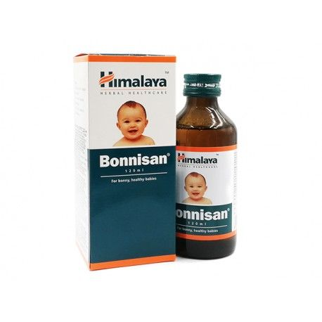 Bonnisan Liquid 120 ml  - Expiry date: 30.11.2021