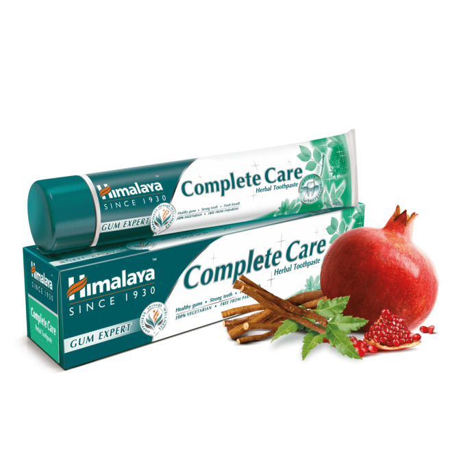 Complete Care Herbal Toothpaste  75 ml + 25 ml