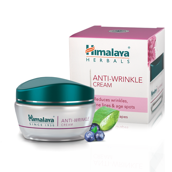 Anti-Wrinkle Cream 50 ml