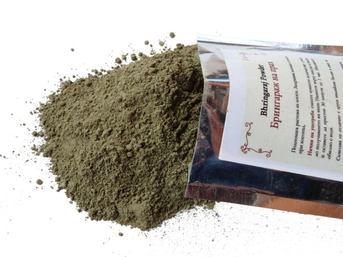 Bhringaraj Powder 100 g