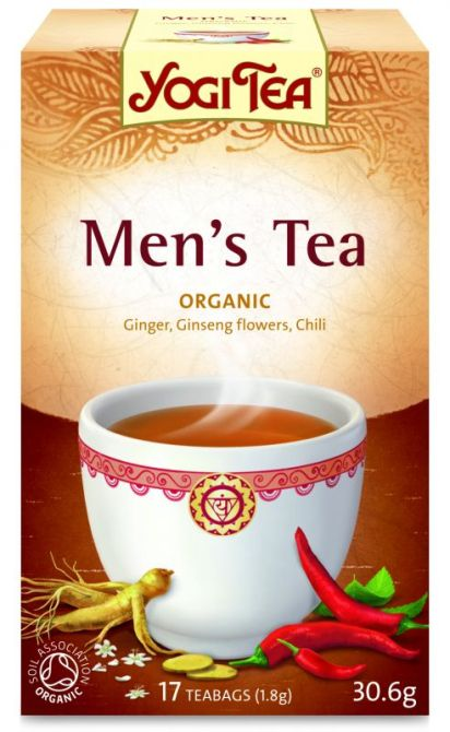 Organic Yogi Tea For Men