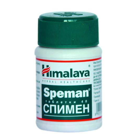 Speman - Healthy prostate and Reproductive Function