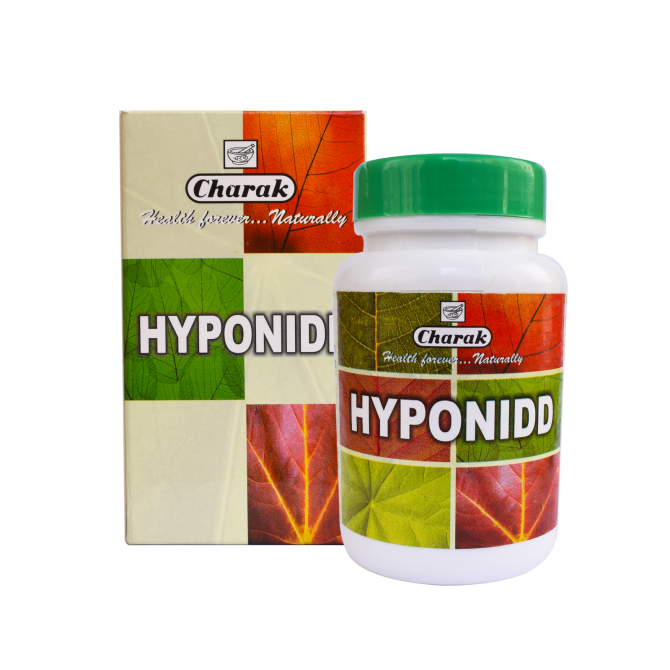 Hyponidd - An herbal support for PCOS and diabetes