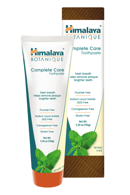 Himalaya Botanique Complete Care Toothpaste - Simply Mint