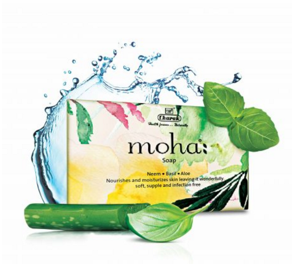 Herbal Soap MOHA
