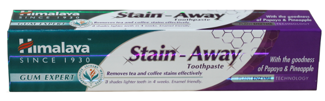 Himalaya Stain - Away Toothpaste