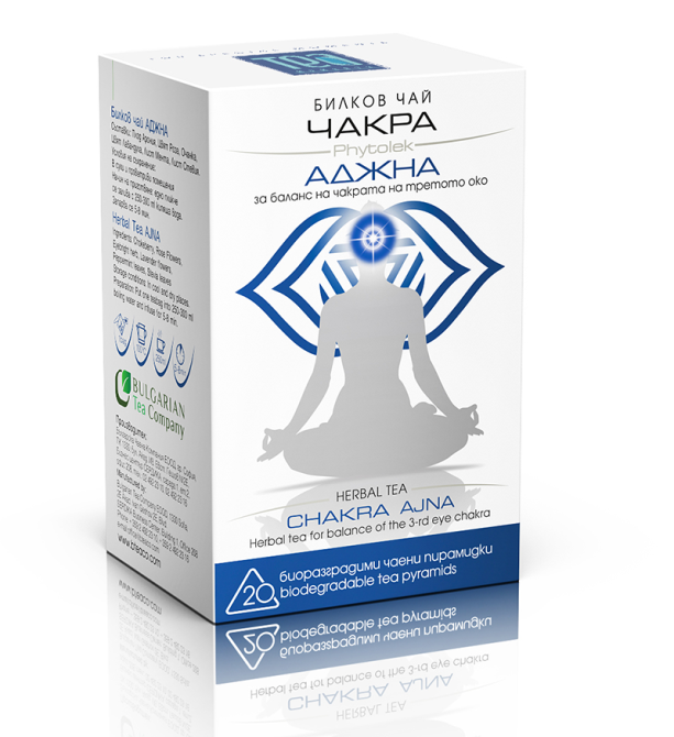 AJNA CHAKRA HERBAL TEA